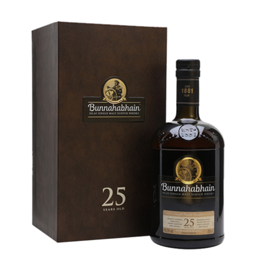 Bunnahabhain 25 Year old XXV