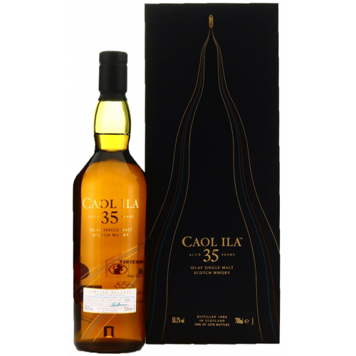 CAOL ILA 1982 35 Years Old Single Malt