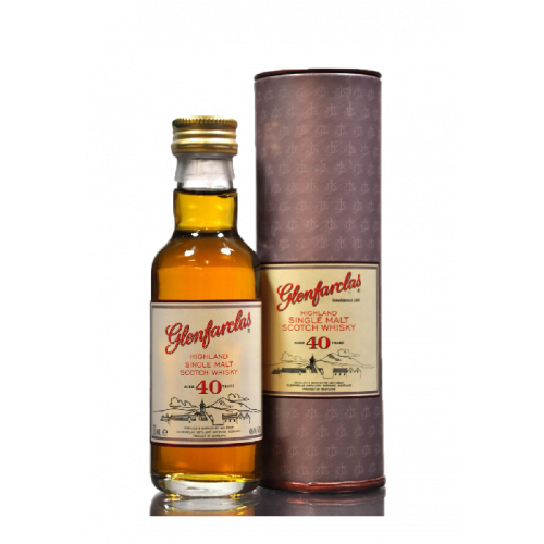 Glenfarclas 40 Year old Miniature