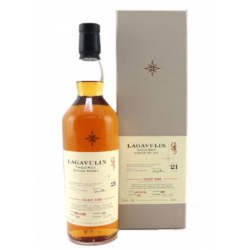 Lagavulin 21 Year old 1997 Casks of Distinction Batch #1