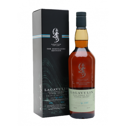 Lagavulin 2002 Distillers Edition 2018 Release