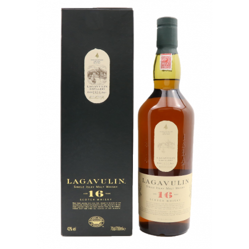 Lagavulin 16 Years Old Single Malt