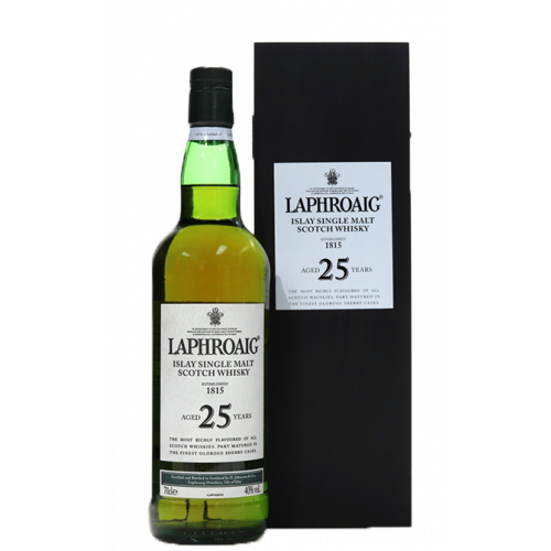 LAPHROAIG 25 Years Old Single Malt
