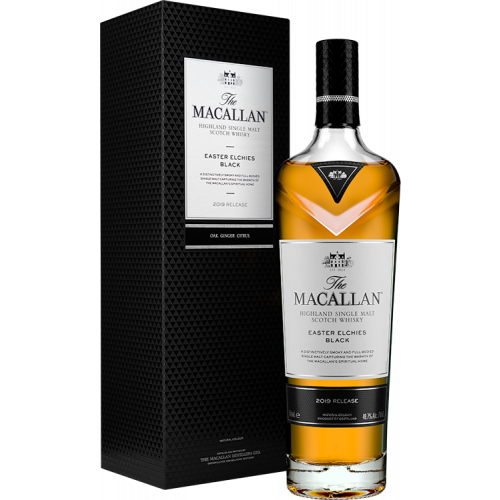 Macallan Easter Elchies Black 2019