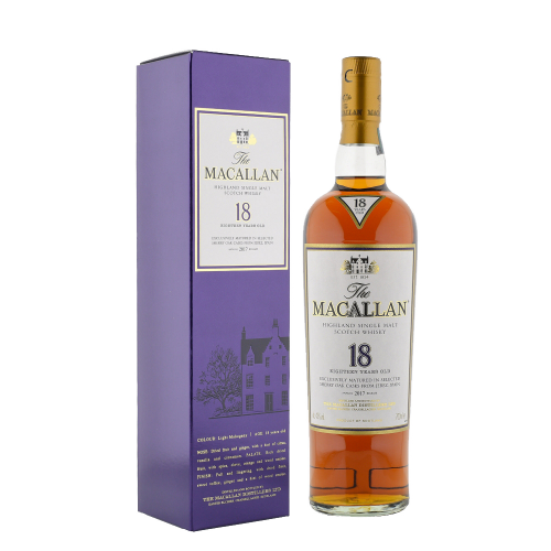 MACALLAN 18 Sherry Oak 2017