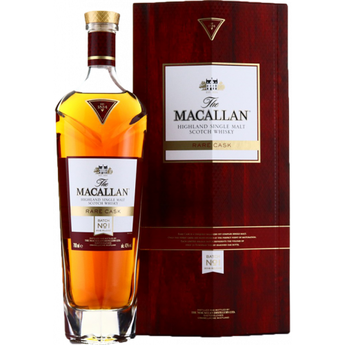 Macallan Rare Cask Batch no.1 2018 Release