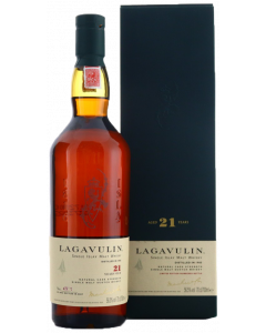 Lagavulin 1985 21 Year old 2007 Release