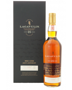 Lagavulin 25 Year old 200Th Anniversary Limited Edition