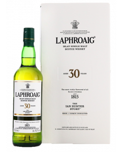 Laphroaig 30 Year Old The Ian Hunter Story 2019 Release
